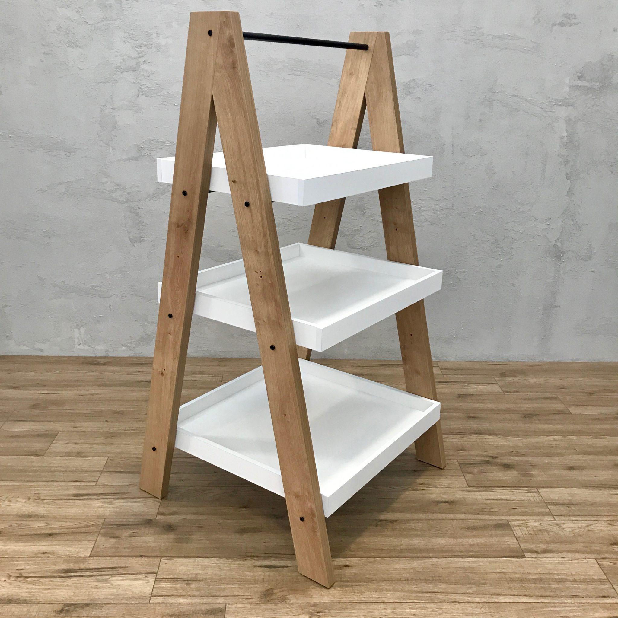 meble sklepowe w stylu skandynawskim Icon Concept
