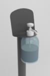 stojak do dezynfekcji stojak na dezynfekcję stojak na środek do dezynfekcji stojak dezynfekcja