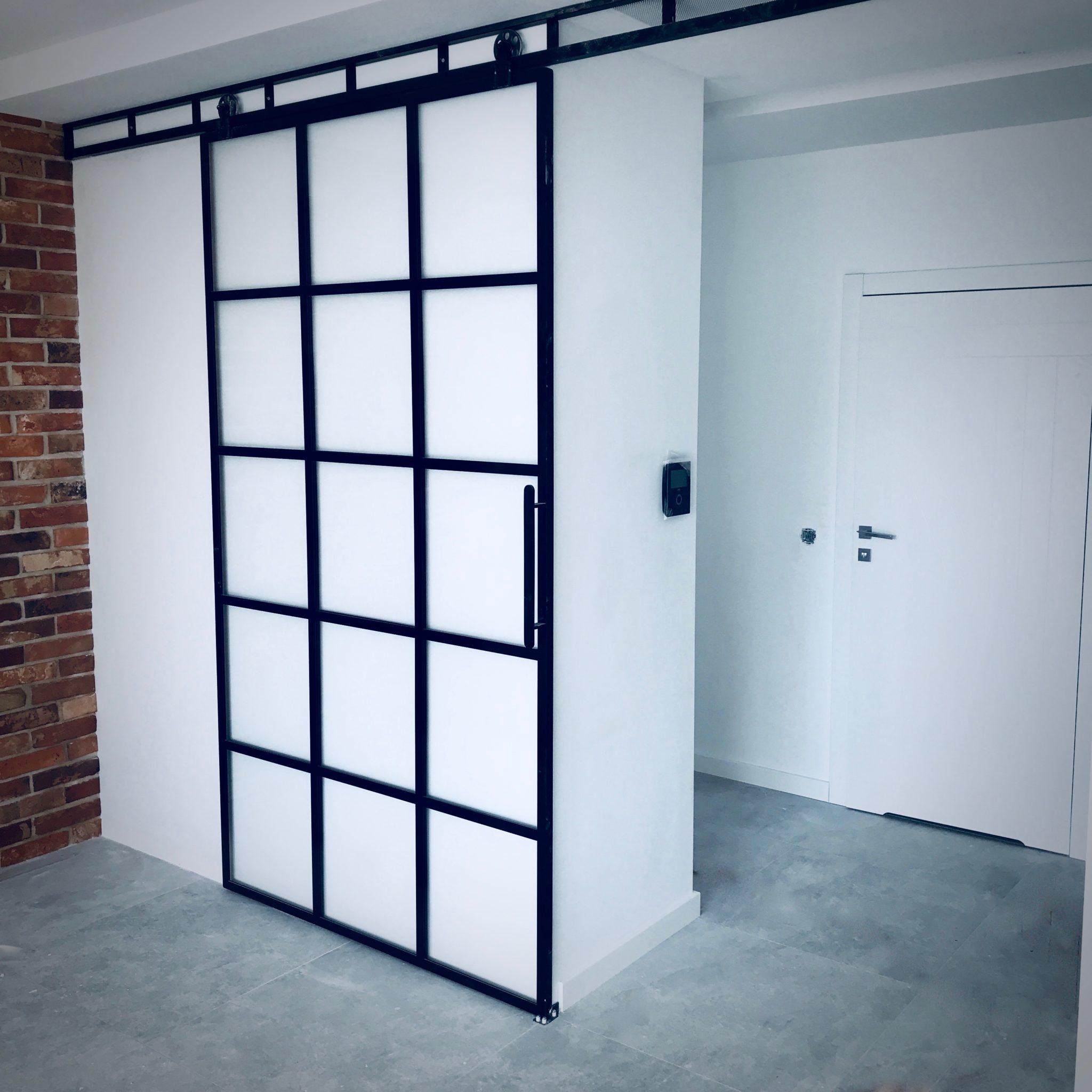 Znalezione obrazy dla zapytania Drzwi i ścianki Icon Loft