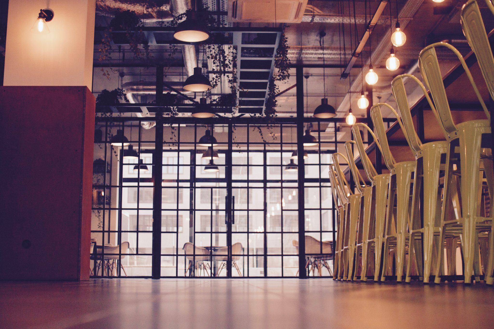 wyposażenie restauracji , meble reIcon Concept, drzwi kute, drzwi metalowe, drzwi metalowe loftowe, drzwi wewnętrzne, wrocław, dolnośląskie, LOFT, drzwi loft, drzwi metalowe loft, kowalstwo, okna metalowe industrialne, witryny metalowe industrialnestauracyjne