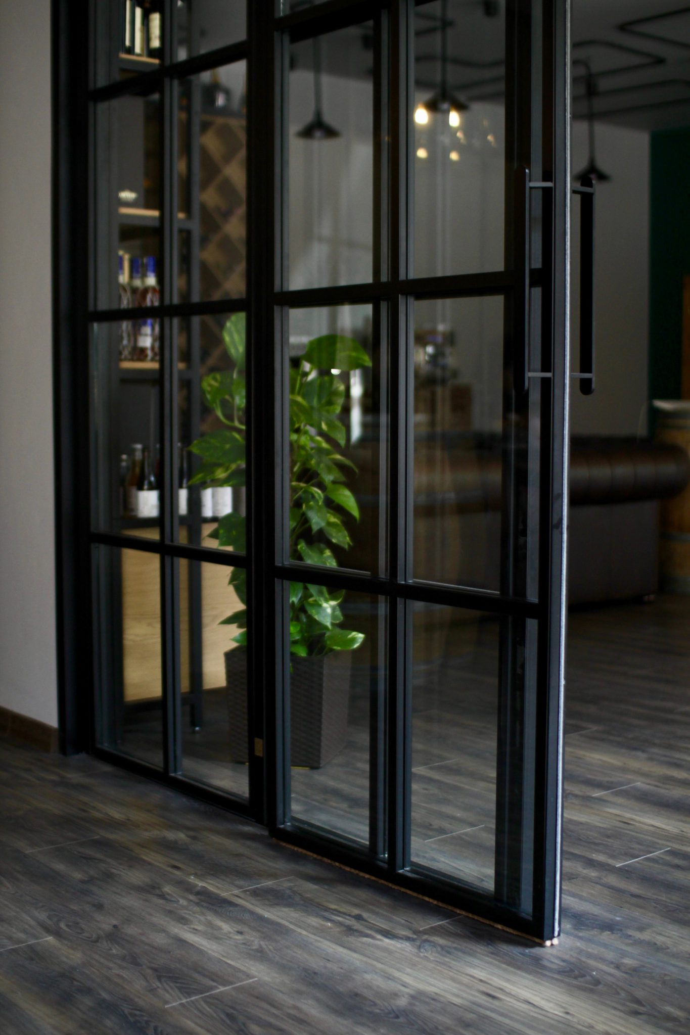 Steel Framed Glass Doors Icon Loft Icon Concept