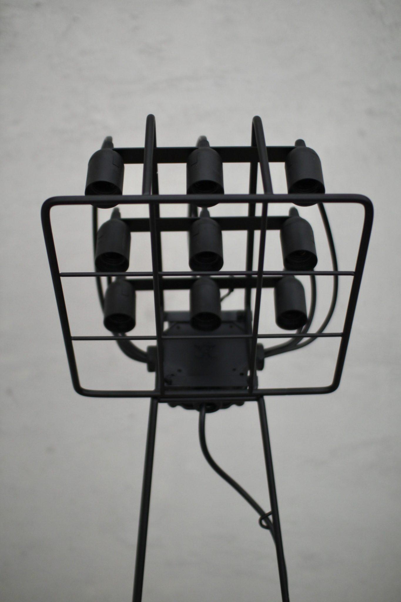 lampa industrialna Icon Grit, lampa metalowa, lampa przemysłowa, lampa loftowa, lampa podłogowa