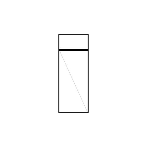 drzwi jednoskrzydłowe rozwierne z naświetlem
