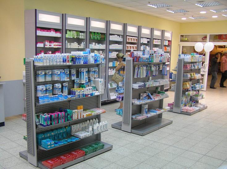 meble sklepowe regały sklepowe wyposażenie sklepów